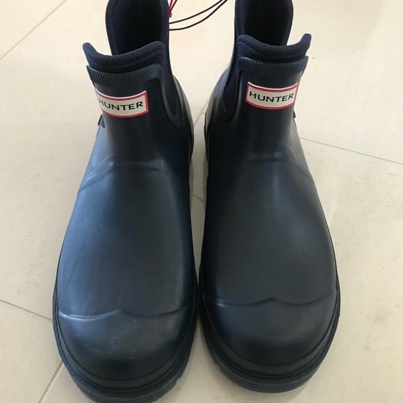 478b01b7950 Hunter X Target Men's Waterproof Rain Boots NWT